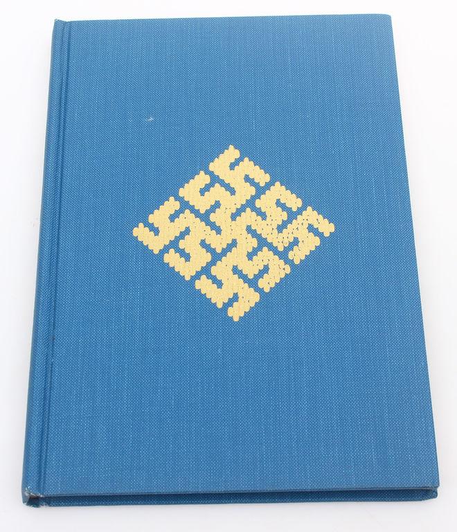 Voldemārs Klētnieks, Senču raksti(latvju raksti bērniem)