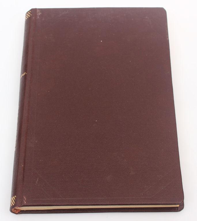 Jānis Plaudis, Ieslēgtie(romāns)