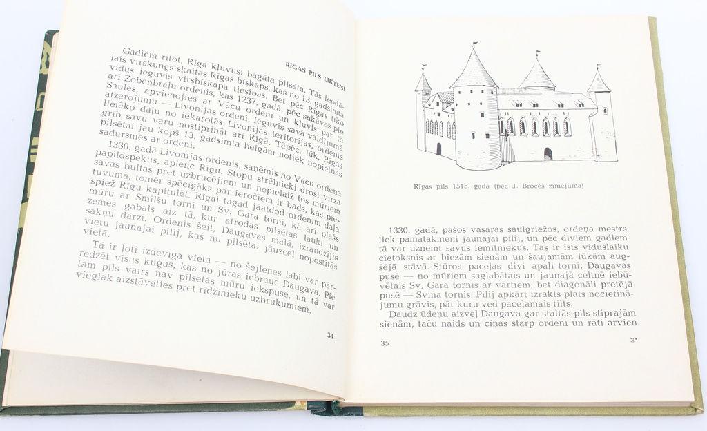 Z.Ērgle, S.Cielava, Ko stāsta vecās Rīgas ielas un nami