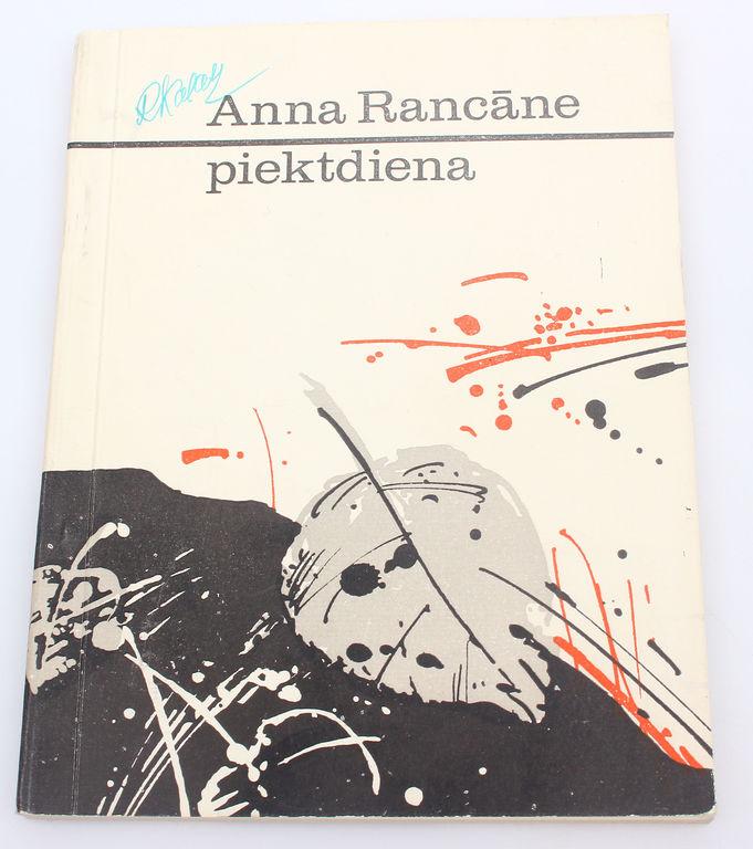 Anna Rancāne, Piektdiena(ar autores autogrāfu)