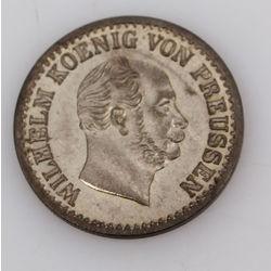 Sudraba monēta einen thaler 1872