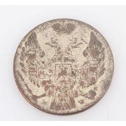 Monēta 10 groszy 1840
