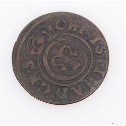 Livonian Shilling 1647