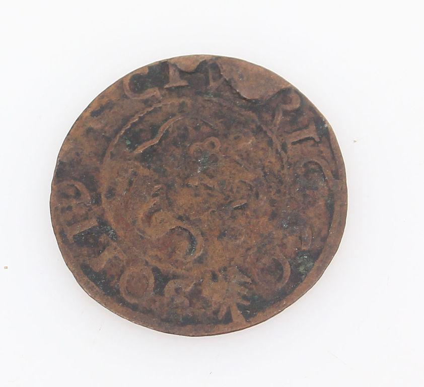 Livonijas šiliņš 1660