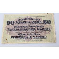 50 markas