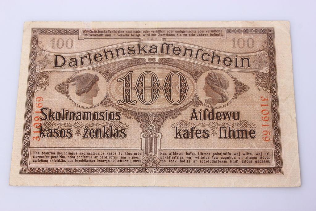 100 markas