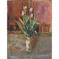 Ziedi vāzē