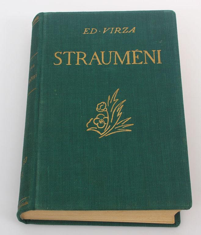 Eduards Virza, Straumēni