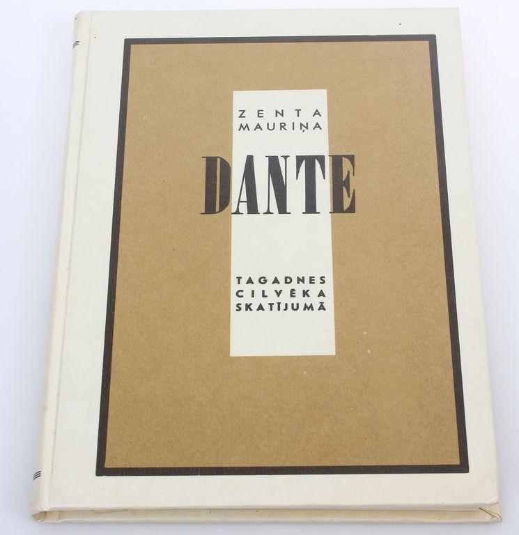 Zenta Mauriņa, Dante