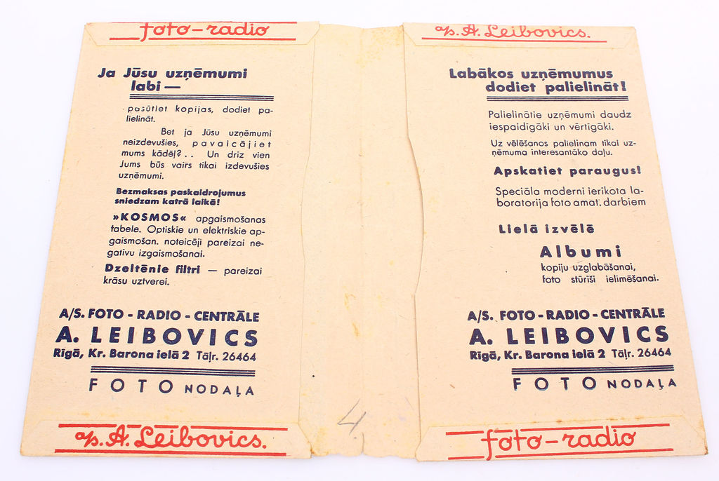 Argenta foto papīri