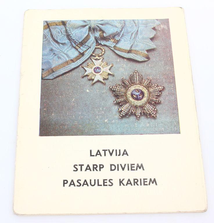 Latvija Starp Diviem Pasaules Kariem