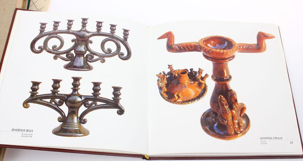 Svečturis Latgales keramikā