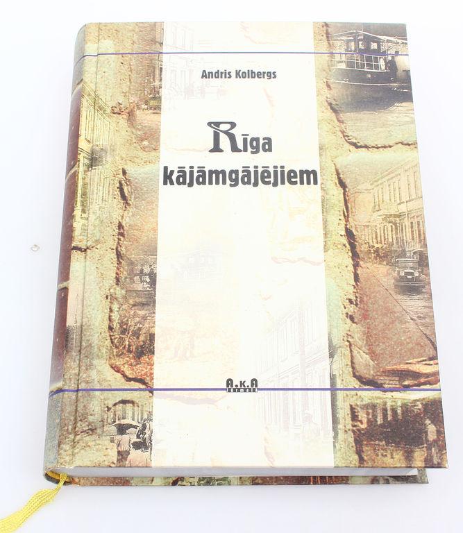 Andris Kolbergs, Rīga kājāmgājējiem