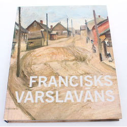 Irēna Vilčuka, Francisks Varslavāns