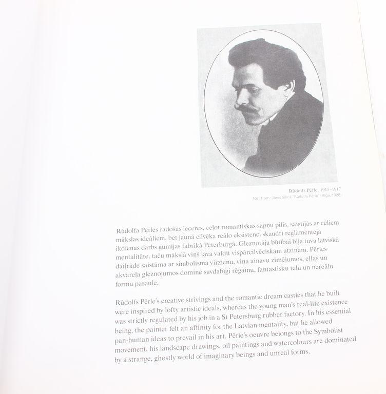 Dace Lamberga, Rūdolfs Pērle