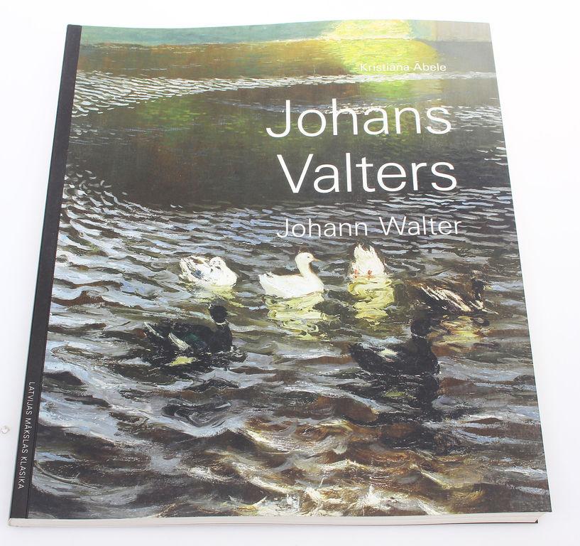 Kristiāna Ābele, Johans Valters