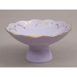Porcelain utensil for sweets