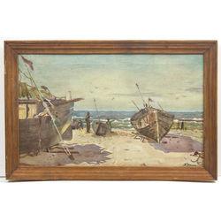 Zvejas laivas