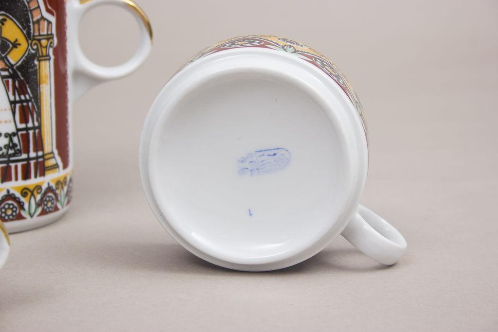 Komplekts tējas dzeršanai
