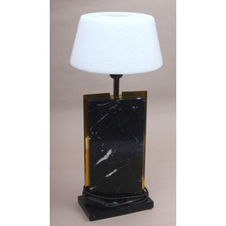 Art-deco-style table lamp