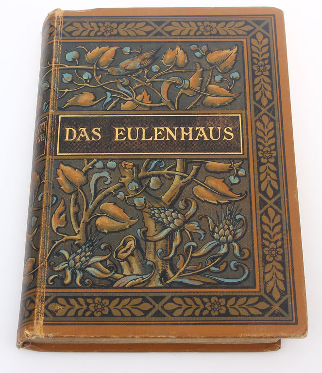 Das Eulenhaus (romāns ar ikustrācijām)