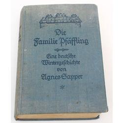 Agnes Sapper, Die Famillie draffling