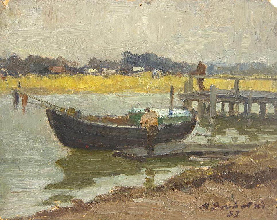 Zvejas laiva