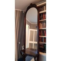 Spogulis no Jaungulbenes barona Volfa muižas (pils)
