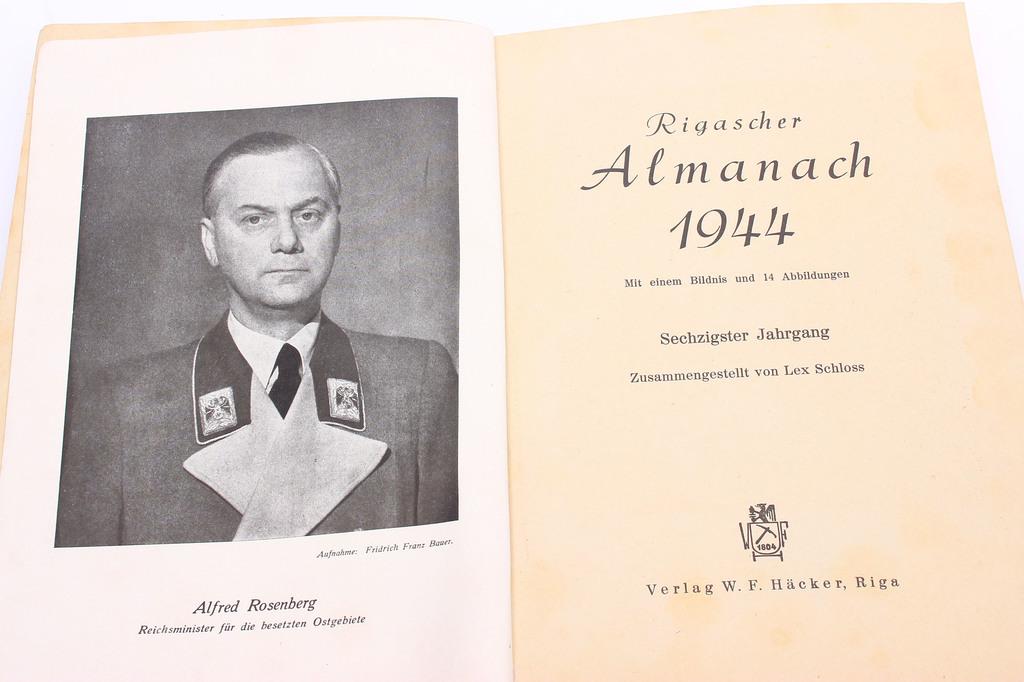 Rigasher Almanach 1944