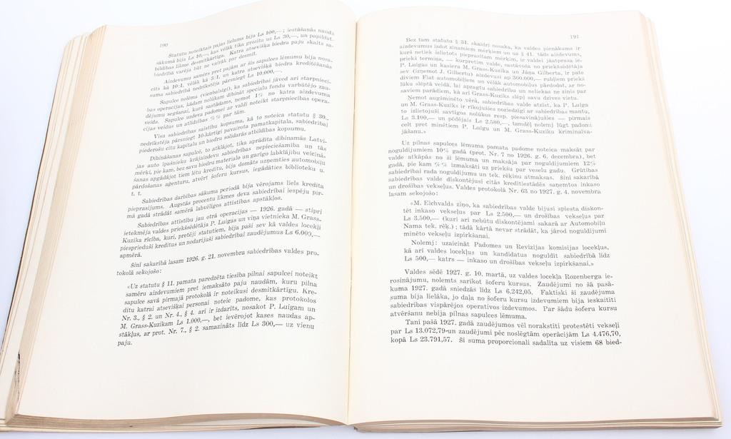 Latvijas Kredītbankas 1938. gada darbības pārskats