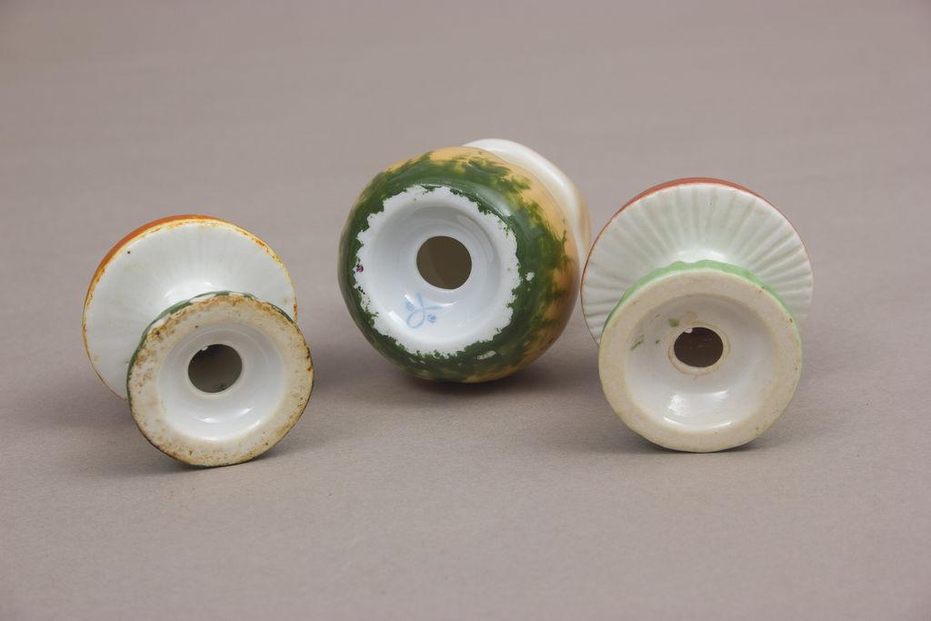Porcelāna sāls trauciņi