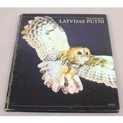 Viesturs Klimpiņš, Latvijas putni
