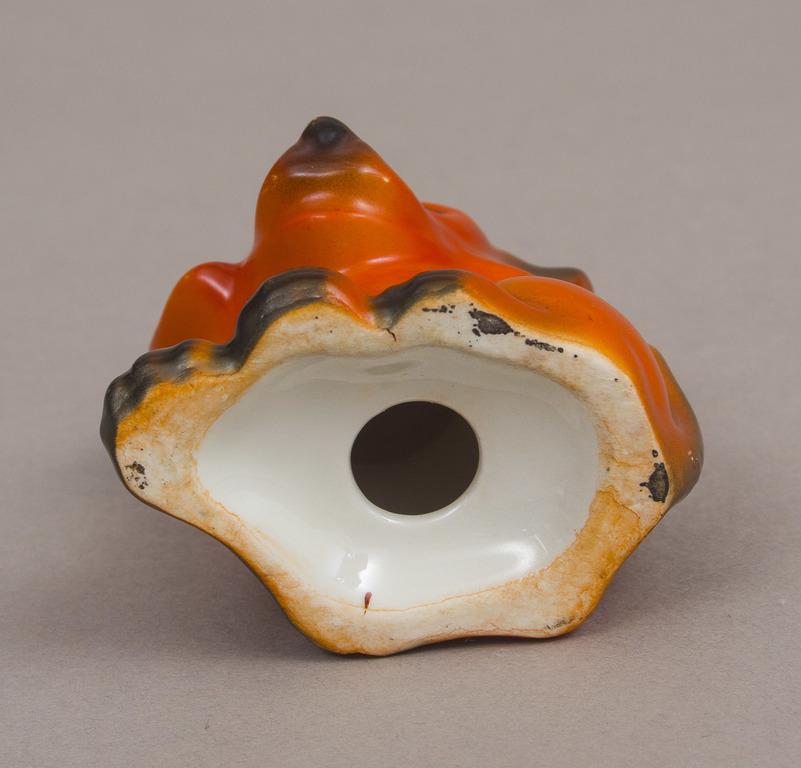 Porcelāna sālstrauciņš
