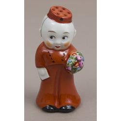 """Porcelāna garšvielu trauks """"Portjē(sarkans)"""""""