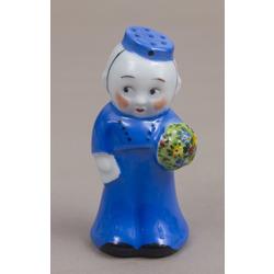 """Porcelāna garšvielu trauks """"Portjē(zils)"""""""