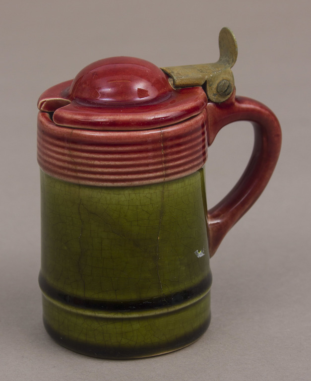 Faience cup