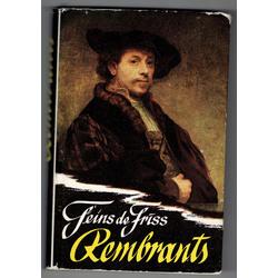 Feins de Frīss, Rembrants(novel)