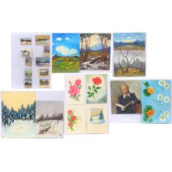 Bites Lilijas Martinovnas darbu kolekcija