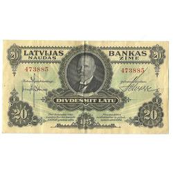 Divdesmit latu 1925
