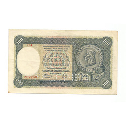 100 kronas 1939