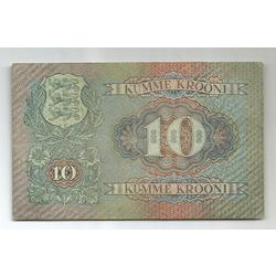 10 kronas 1937