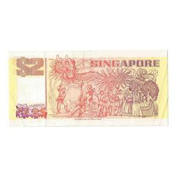 2 Singapūras dolāri