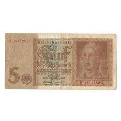 5 reiha markas 1942
