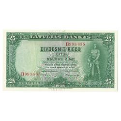 25 lati 1938