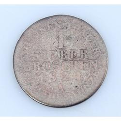 1 silber groschen 1824