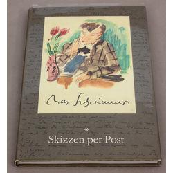 Max Schwimmer, Skizzen per post