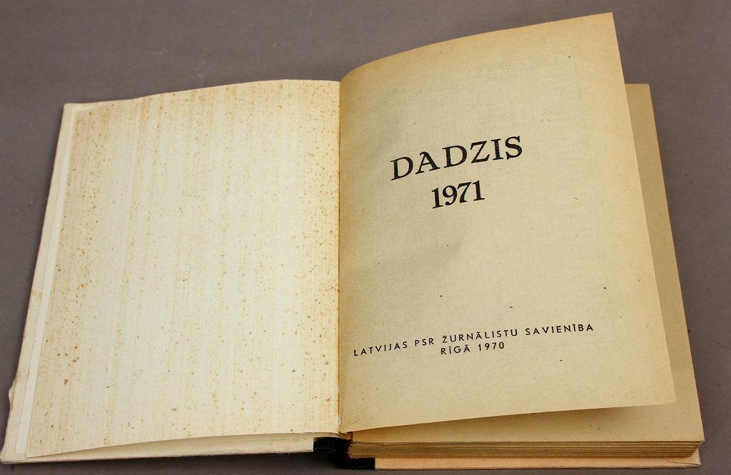 Dadzis 1971