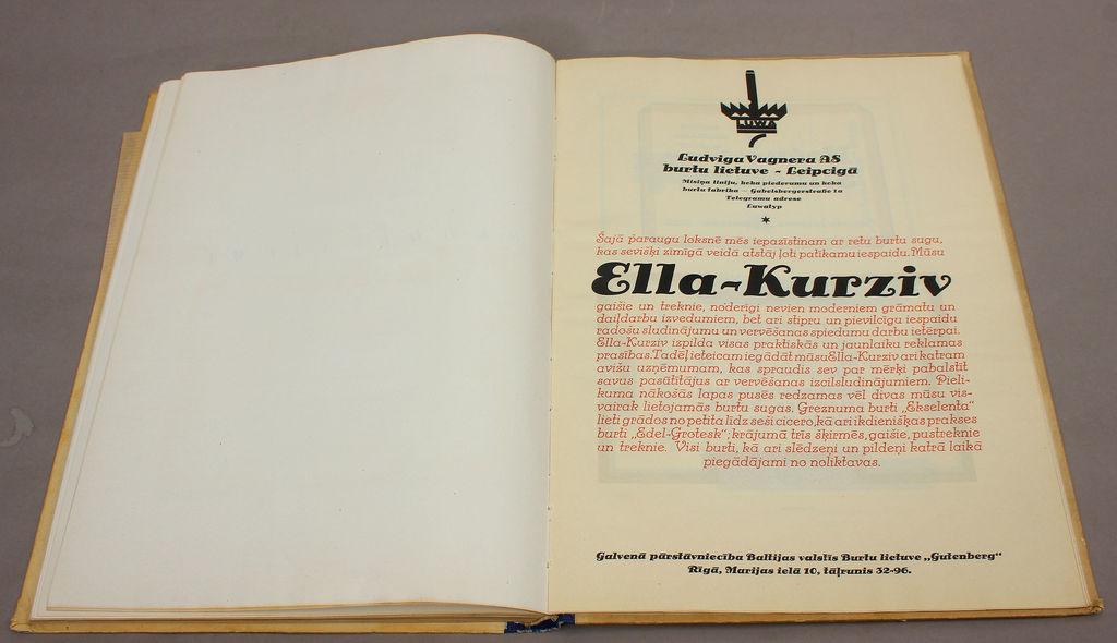 Latvijas Grāmatrūpniecības Arodu savienības Grafiskās komisijas rakstu krājums