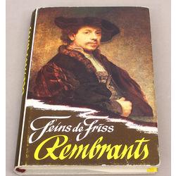 Feins de Frīss, Rembrants(romāns)