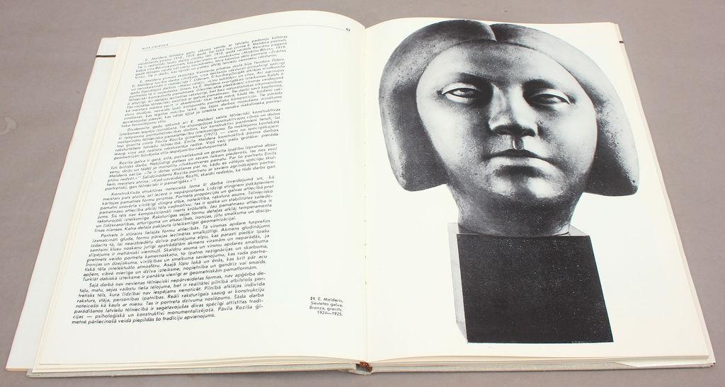 Ruta Čaupova, Portrets latviešu tēlniecībā